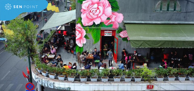 TOP 10 quán cafe view đẹp ở hà Nội, đến một lần nhớ mãi mãi