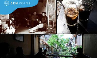 Điểm tên  5 quán cà phê lâu đời nhất tại Hà Nội