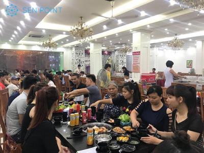 Tiết lộ 10 quán buffet nướng 99k Hà Nội không bao giờ vắng khách