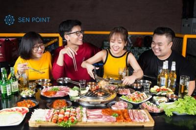 Những thương hiệu buffet ngon ở Aeon Mall Long Biên
