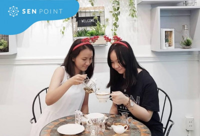 Trà sữa Britea – English Tea House