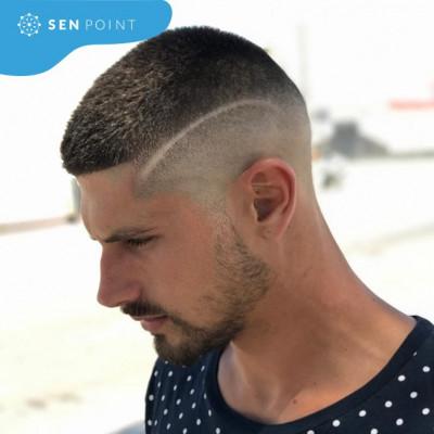 Gợi ý 5 kiểu tóc húi cua cực phong cách cho các chàng trai cá tính