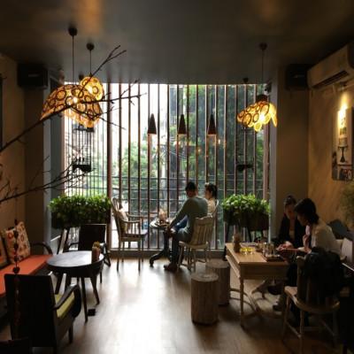 Những quán cafe chụp ảnh đẹp ở Hà Nội 9