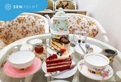 Trà sữa quận 10 Britea – English Tea House
