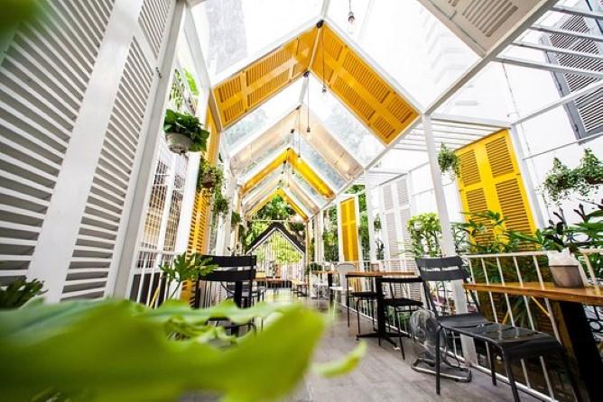 Những quán cafe chụp ảnh đẹp ở Hà Nội 7