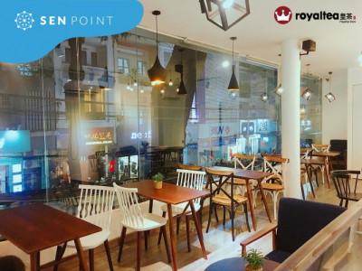 Royaltea Flagship Store Nguyễn Huệ 1