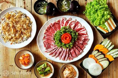 Top 10 nhà hàng buffet ngon có chất lượng tốt nhất ở Sài Gòn