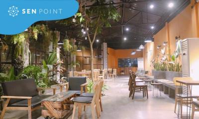 """Check in """"hết mình"""" những quán cà phê trong ngõ 298 Tây Sơn"""