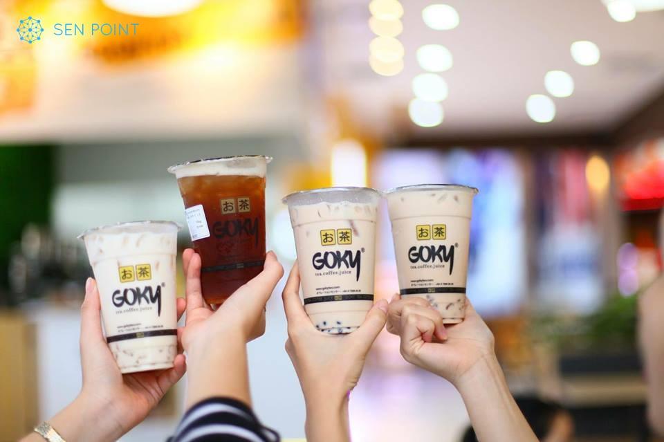 Trà sữa Goky Tea