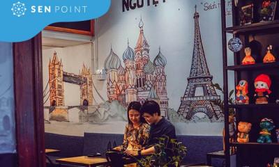 4 quán cà phê ngắm mưa vô cùng lãng mạn tại Hà Nội