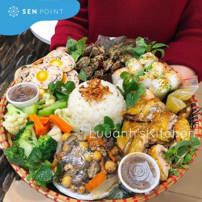 5 quán cơm tích điểm Sen Point đã ăn là nghiền cho dân văn phòng Hà Nội