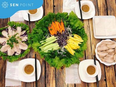 Gợi ý thực đơn hấp dẫn mát lành cho ngày hè nóng nực không muốn ăn gì