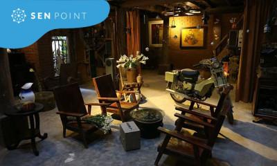 """Lang thang tìm tới 5 quán cà phê """"ẩn nấp"""" trong những con ngõ nhỏ của Hà Nội"""