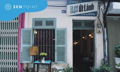 Những quán cafe cổ ở Sài Gòn khiến cả tuổi thơ chợt ùa về