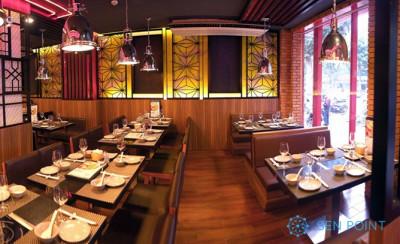 Chọn không gian nhà hàng