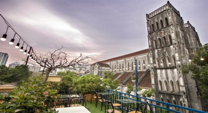 Những quán cafe chụp ảnh đẹp ở Hà Nội 3