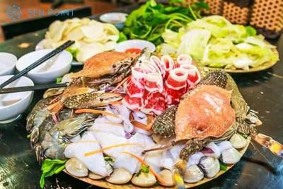 Korean BBQ - Nhà hàng lẩu nướng Hà Nội