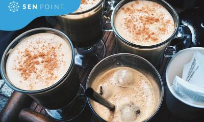 """Những thông tin thú vị về tách cà phê trứng """"nức tiếng"""" ở Hà Nội"""