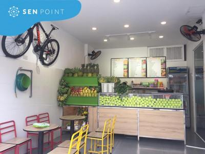 Top 5 quán nước ép trái cây ngon nhất Hà Nội cho ngày nắng lên
