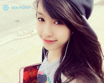 hotgirl trà sữa Thiên Trang 2