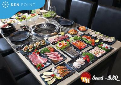 TOP 10 quán lẩu nướng Hàn Quốc có chất lượng tuyệt vời nhất ở Hà Nội