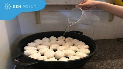 Tự làm bánh bao chiên nước Đài Loan ngay tại nhà, ai ăn cũng mê tít