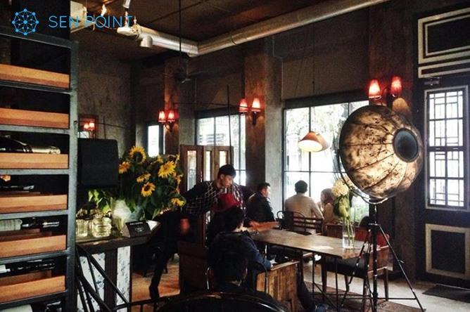 khuyến mãi quán cafe giảm giá quán cà phê