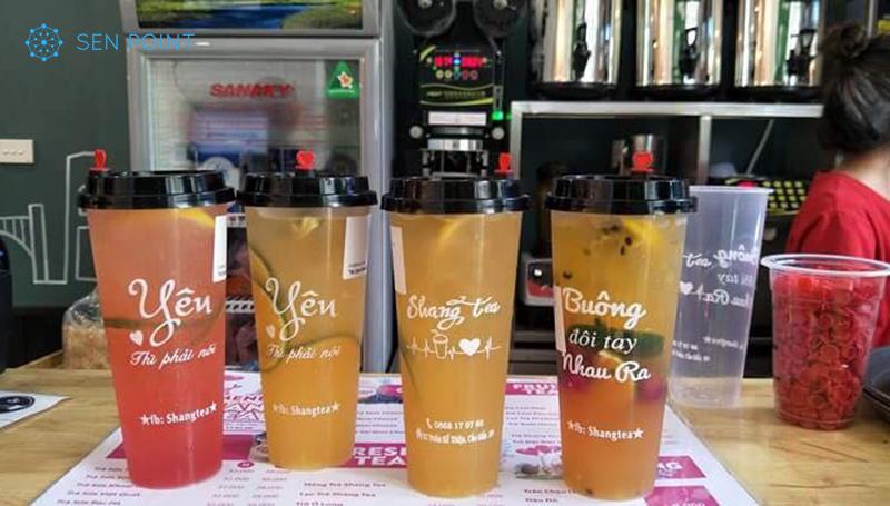 Trà sữa Shang Tea