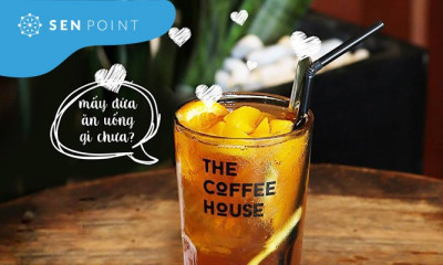 """Gọi tên 4 thức uống """"best-seller"""" của thương hiệu cà phê The Coffee House"""
