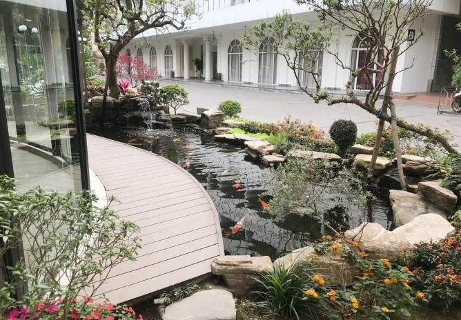 Gardenista - quán cafe view đẹp ở Hà Nội 2