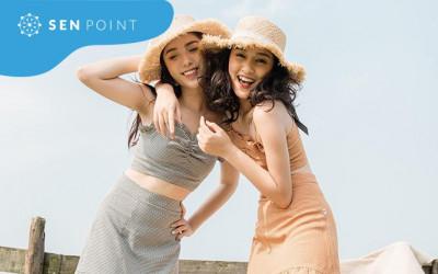 7 mẫu váy đi biển đẹp xuất sắc giúp chị em thu hút mọi ánh nhìn