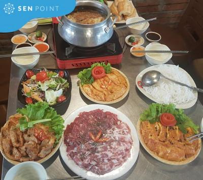 Lưu ngay 10 quán lẩu nướng sinh viên ngon, giá rẻ nhất tại Hà Nội