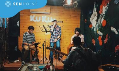 Tìm đến 5 không gian cà phê nhạc sống cho người trẻ hiện đại tại Hà Nội