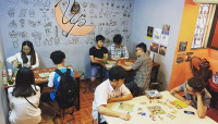 UP coffee - Boardgame Club