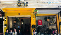 She - Coffee and more