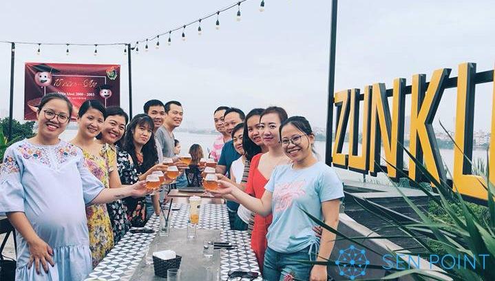 Zun Kun's Coffee Trích Sài
