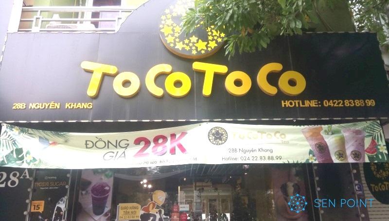 Tocotoco Nguyễn Khang