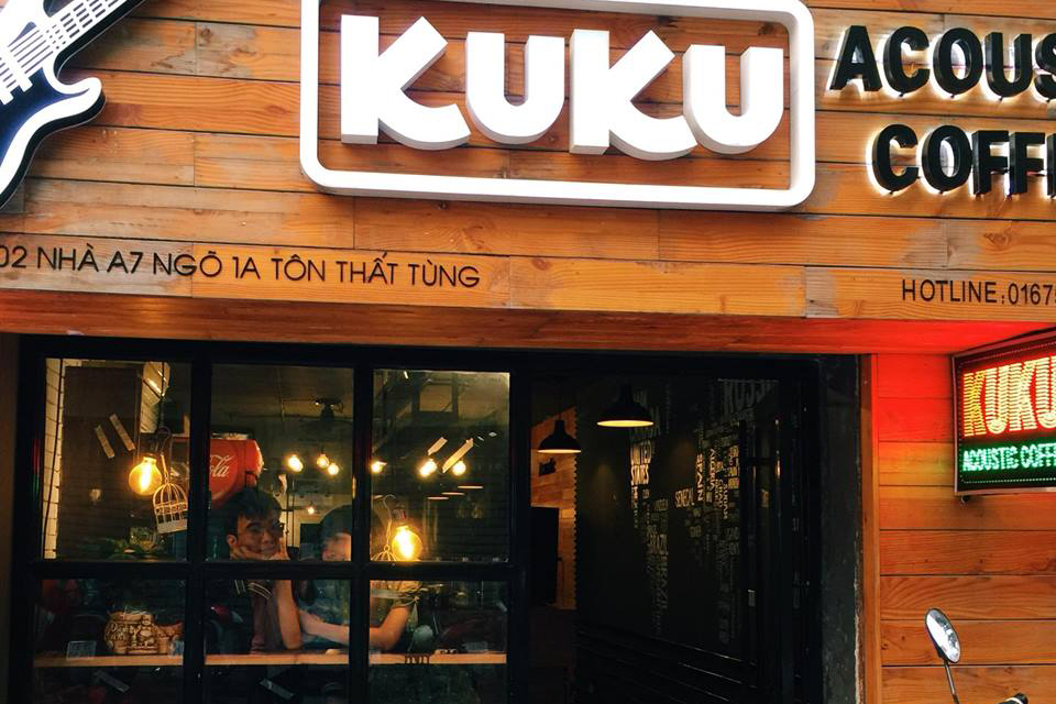 KukuAcoustic Coffee