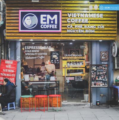 EM Coffee 2b Thợ Nhuộm, Hoàn Kiếm, Hà Nội