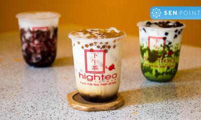 Hightea Taiwan - trà sữa - 68 Đặng Văn Ngữ, Phường 10, Phú Nhuận
