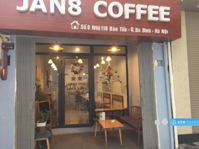Jan8 Coffee - Cà phê chất cho người sành