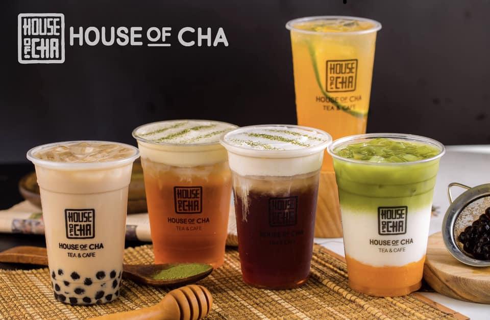 trà sữa House of Cha 1