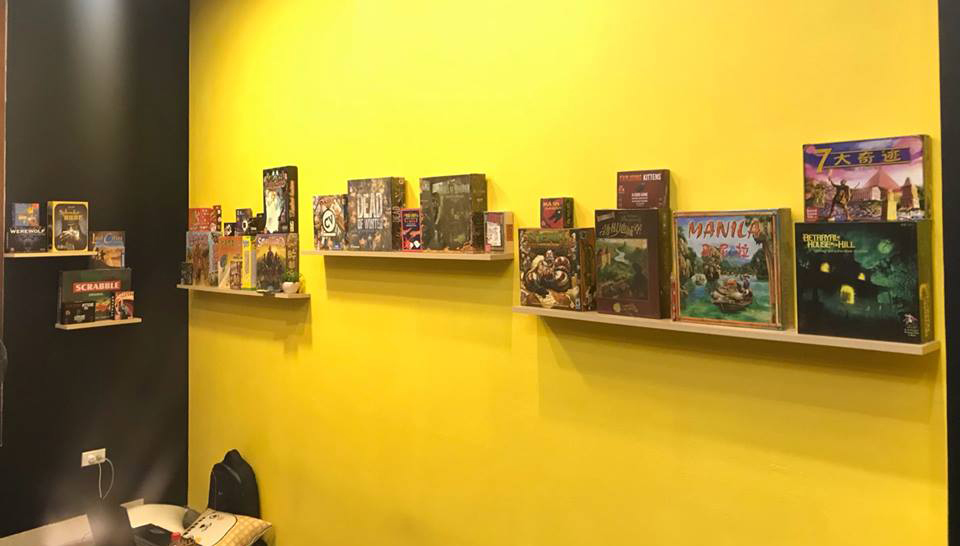 Ha Dong Boardgame Center 1