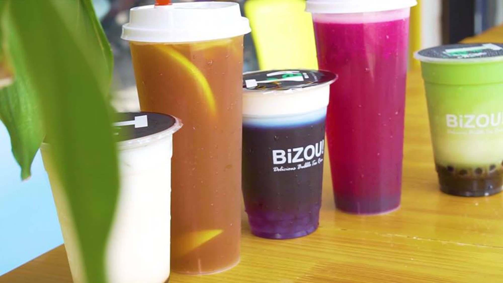 Bizou Delicious - Nâng tầm trà sữa Việt Nam 3