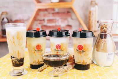 CHEESE TEA – Hương vị trà sữa đến từ Tokyo 1