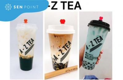 A-Z Tea & Milk Tea - Thiên đường trà sữa ngon - rẻ không đâu sánh bằng