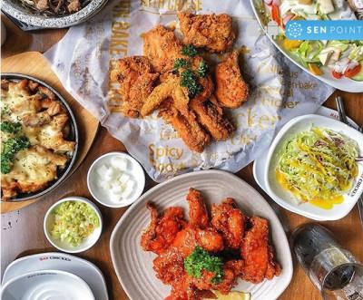 Bay Chicken tại 52b Hàng Bún, Quán Thánh, Ba Đình, Hà Nội.