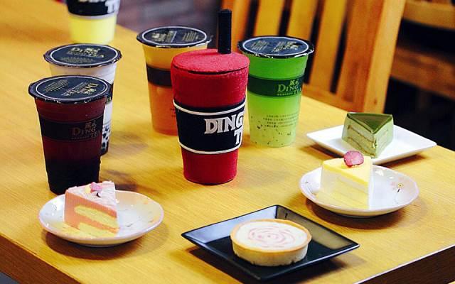 dingtea sử dụng nguyên liệu đảm bảo