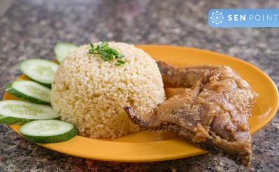 Cơm gà xối mỡ Thạch Lam - Bùi Quang Là - 1 Bùi Quang Là, Phường 12, Gò Vấp, Hồ Chí Minh