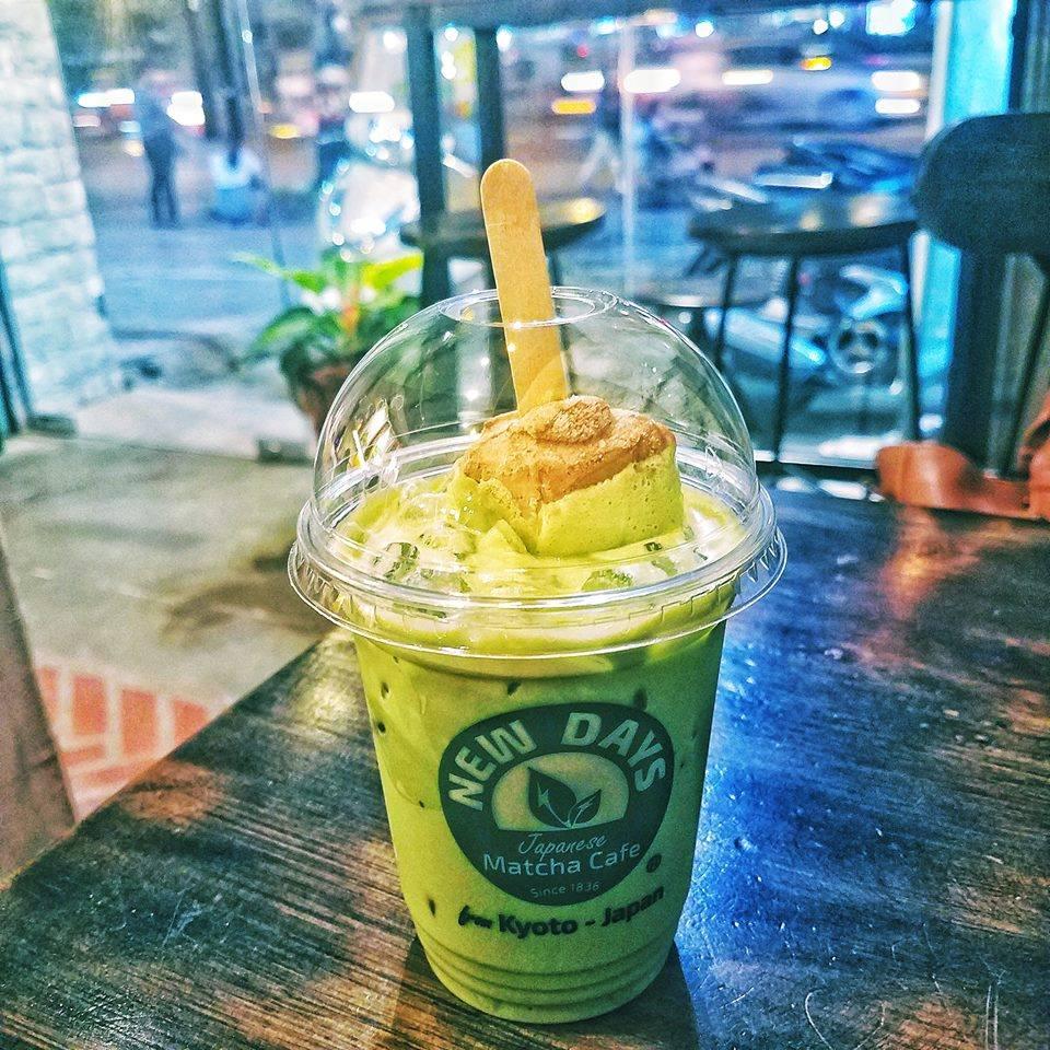 Newdays Japaness Matcha Cafe 2